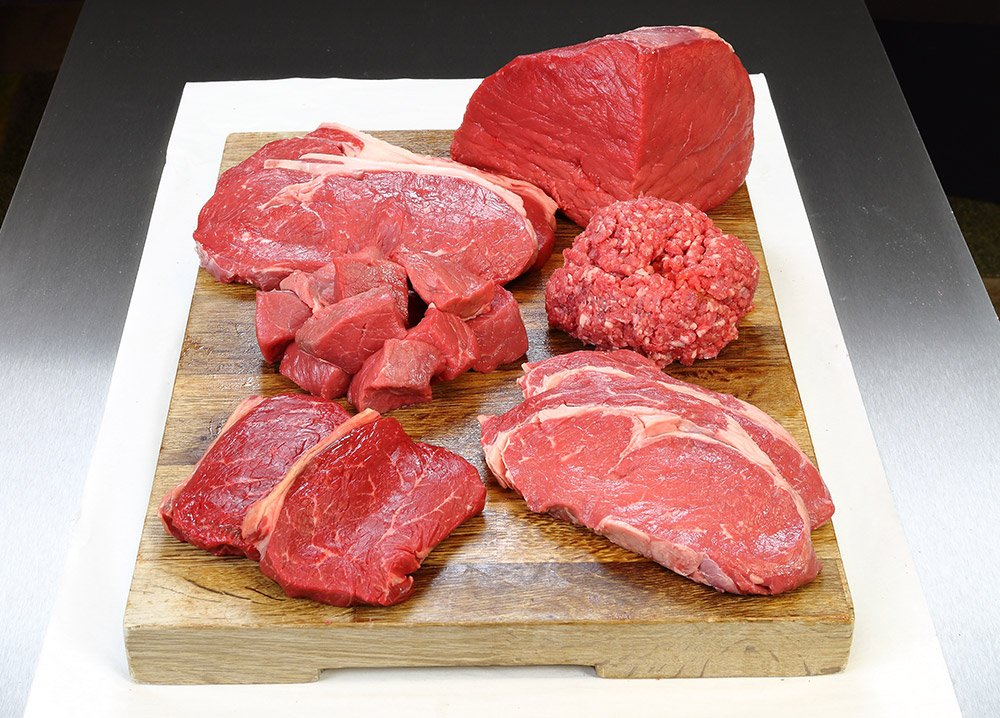 Yorkshire Meat Beef Box