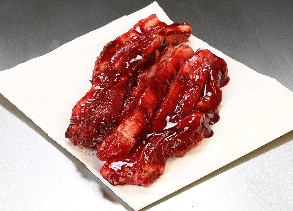 Flavoured Belly Pork